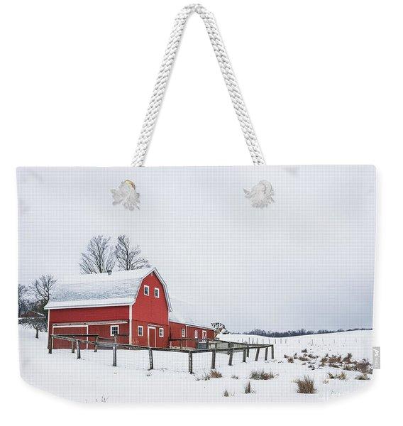 In A Rural Atmosphere Weekender Tote Bag