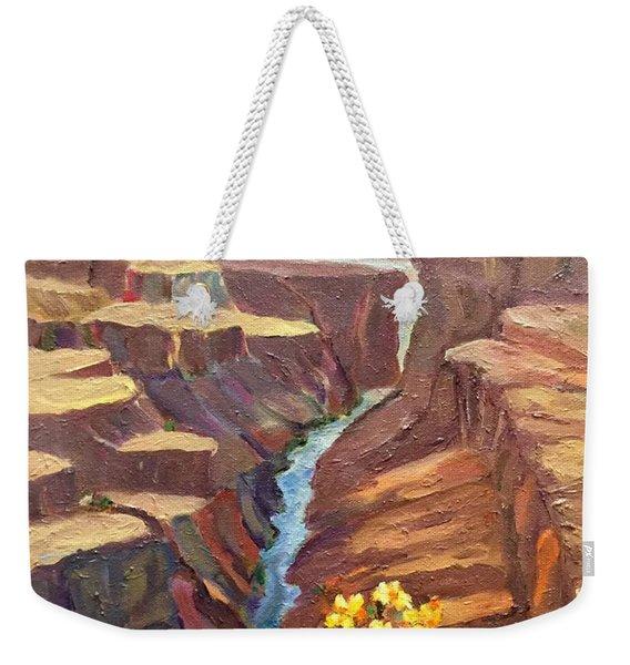 In All God's Glory Weekender Tote Bag