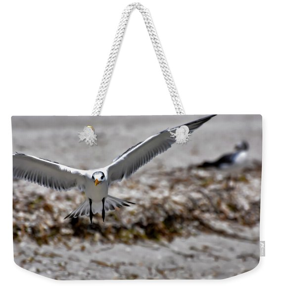 In Coming Weekender Tote Bag