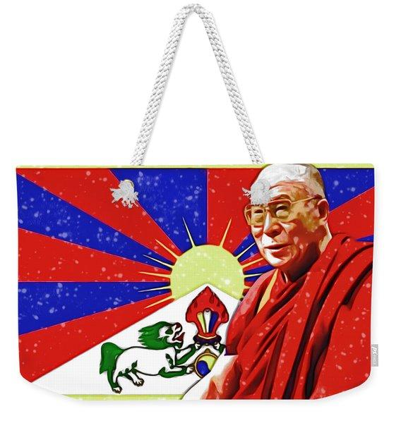 In Commemoration Weekender Tote Bag