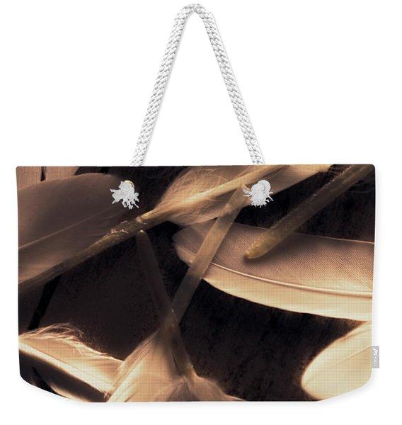 In Delicate Forms Weekender Tote Bag