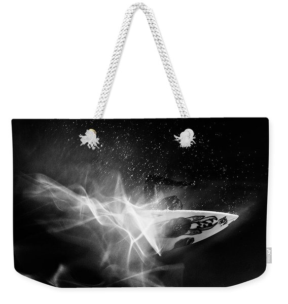 In Flames Weekender Tote Bag