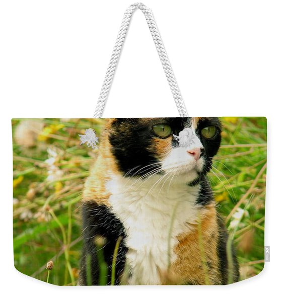 In Her Element Weekender Tote Bag