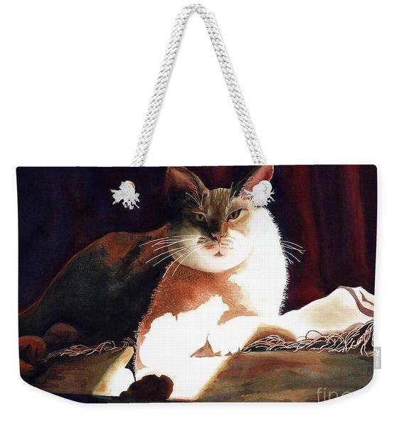 In Her Glory II               Weekender Tote Bag