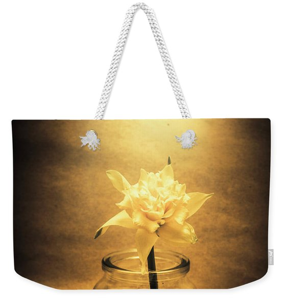 In Light Of Nostalgia Weekender Tote Bag