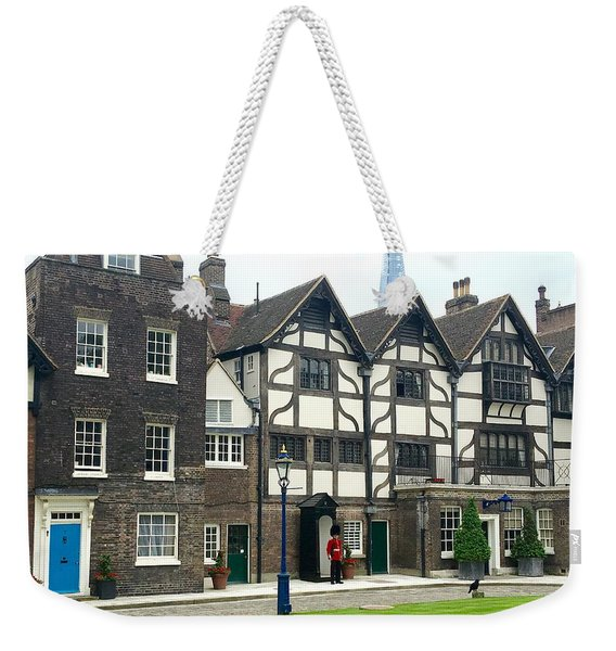 In London Weekender Tote Bag