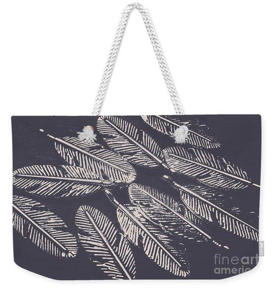 In Metal Nests Weekender Tote Bag