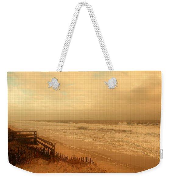 In My Dreams The Ocean Sings - Jersey Shore Weekender Tote Bag