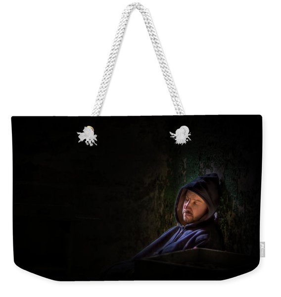 In My Solitude Weekender Tote Bag