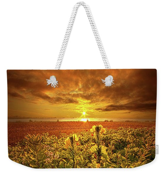 In Remembrance Weekender Tote Bag