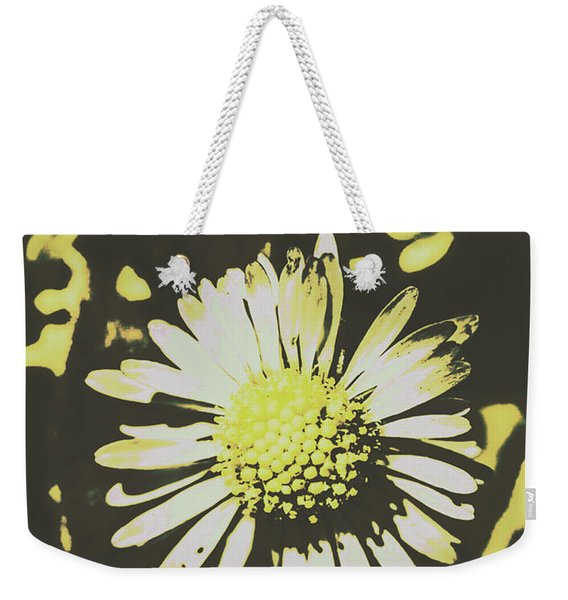 In Retro Spring Weekender Tote Bag