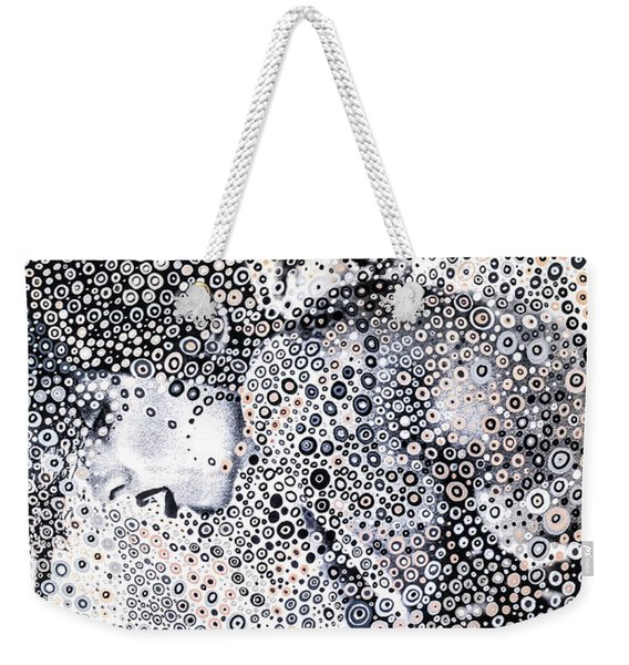 In Search For The Self Weekender Tote Bag