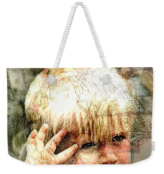 In Some Empyrean Realm Weekender Tote Bag