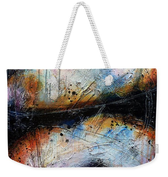 In Spite Of Myself Weekender Tote Bag