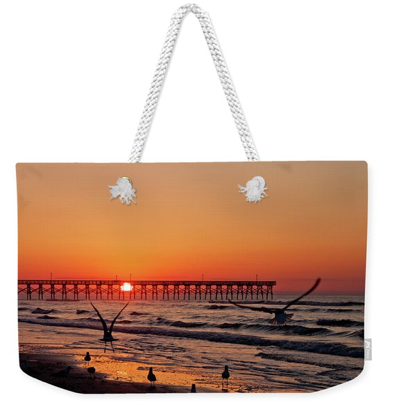 In Tandem Weekender Tote Bag