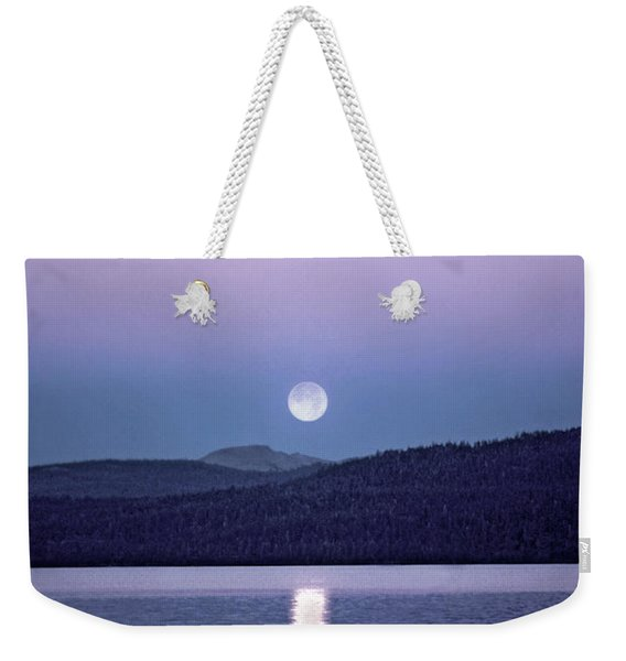 In The Air Tonight Weekender Tote Bag