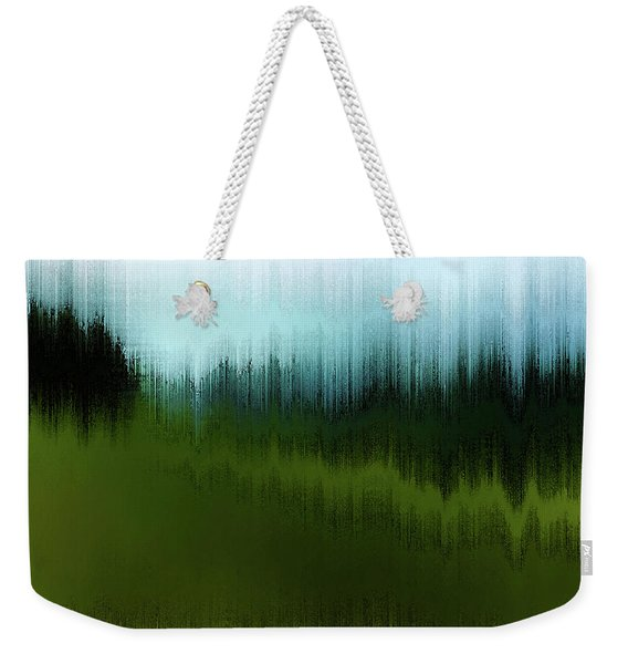 In The Black Forest Weekender Tote Bag