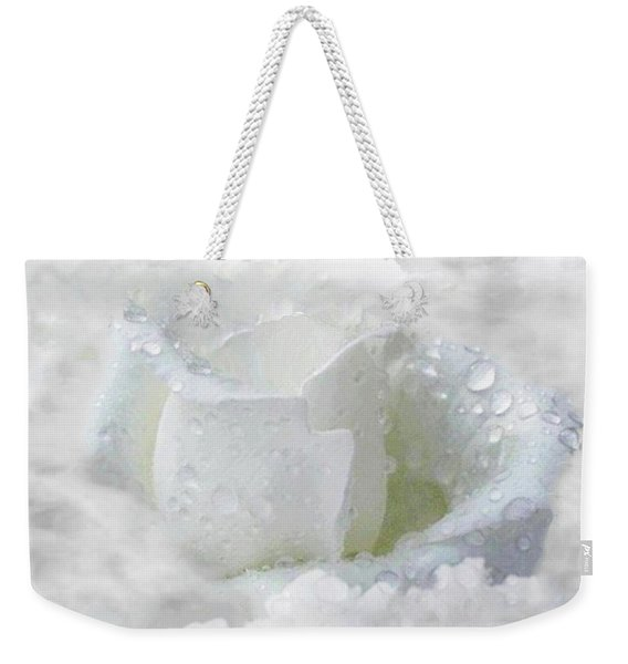 In The Clouds Weekender Tote Bag