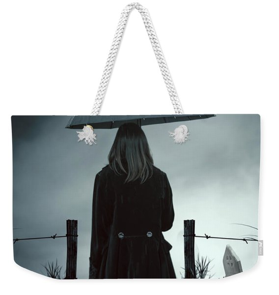 In The Dark Weekender Tote Bag