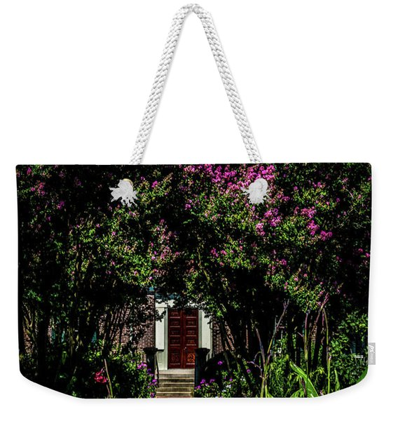 In The Garden - The Hermitage Weekender Tote Bag