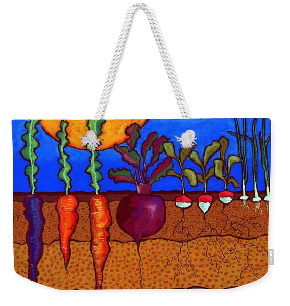 In The Ground Weekender Tote Bag
