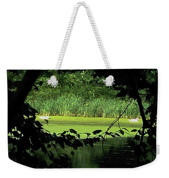 In The Light Of Day Weekender Tote Bag