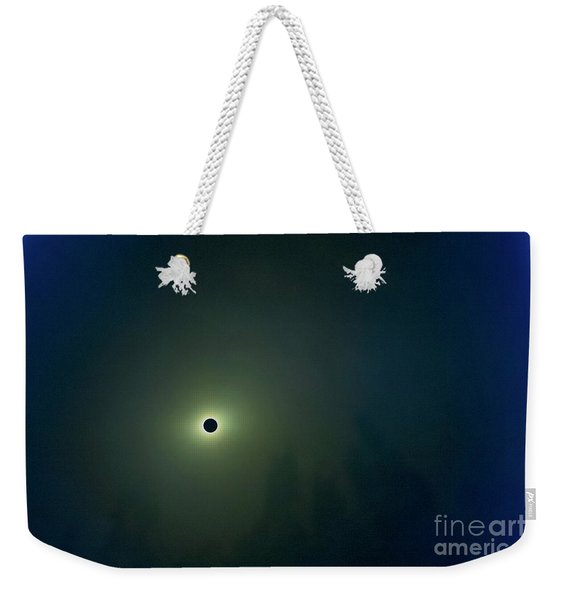 In The Moment Of Darkness  Weekender Tote Bag