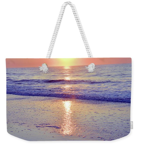 In The Morning Light Everything Is Alright Weekender Tote Bag