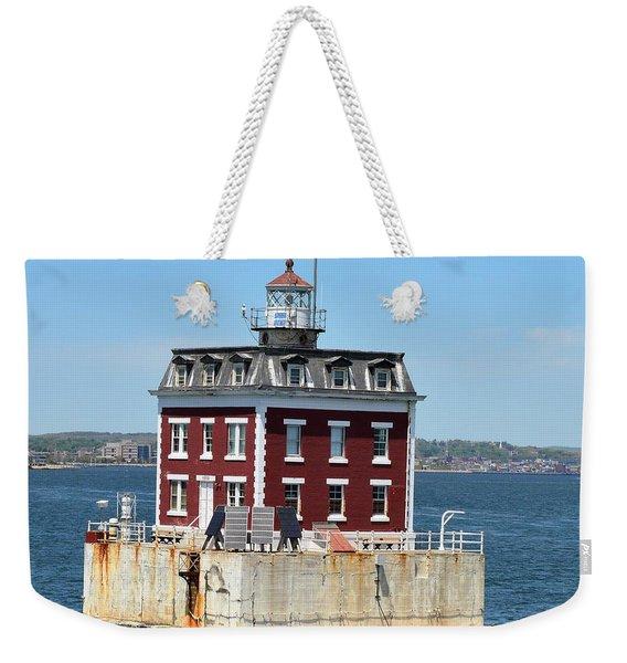 In The Ocean Weekender Tote Bag