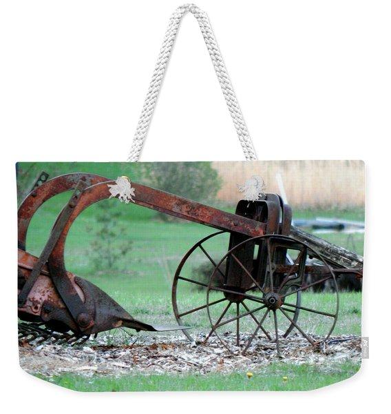 In The Rust Home Weekender Tote Bag
