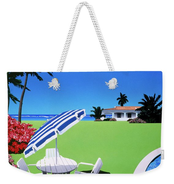 In The Shade Weekender Tote Bag