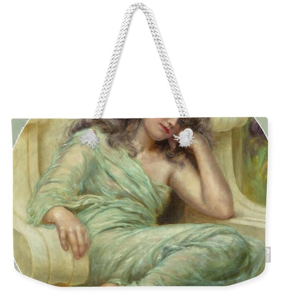 In The Summer Time Weekender Tote Bag