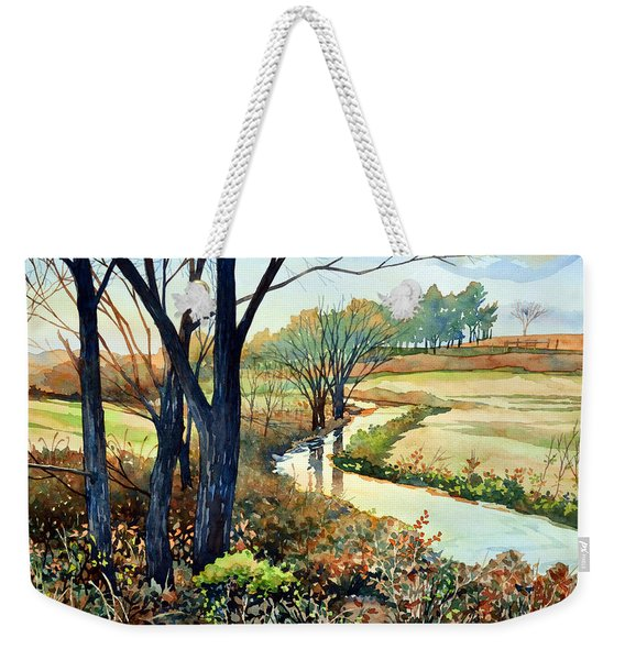 In The Wilds Weekender Tote Bag