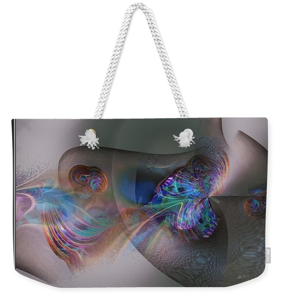 In Your Dreams Weekender Tote Bag
