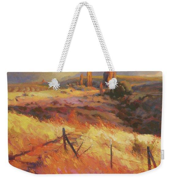 Incandescence Weekender Tote Bag
