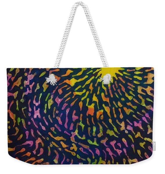 Inception Weekender Tote Bag