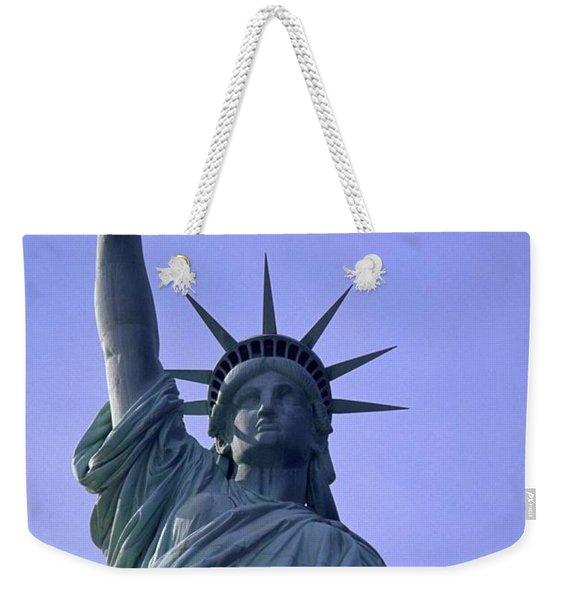 Independence Day Usa Weekender Tote Bag