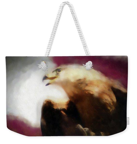 Independence Eagle Weekender Tote Bag