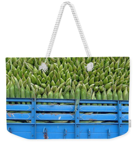 Indian Harvest Weekender Tote Bag