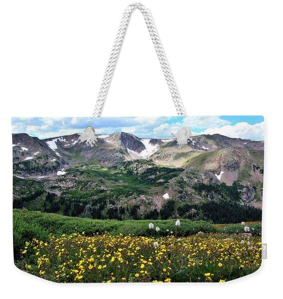 Indian Peaks Wilderness Weekender Tote Bag