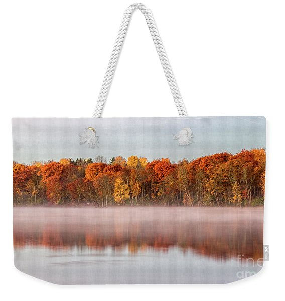 Indian Point Morning Weekender Tote Bag