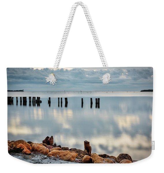Indian River Morning Weekender Tote Bag