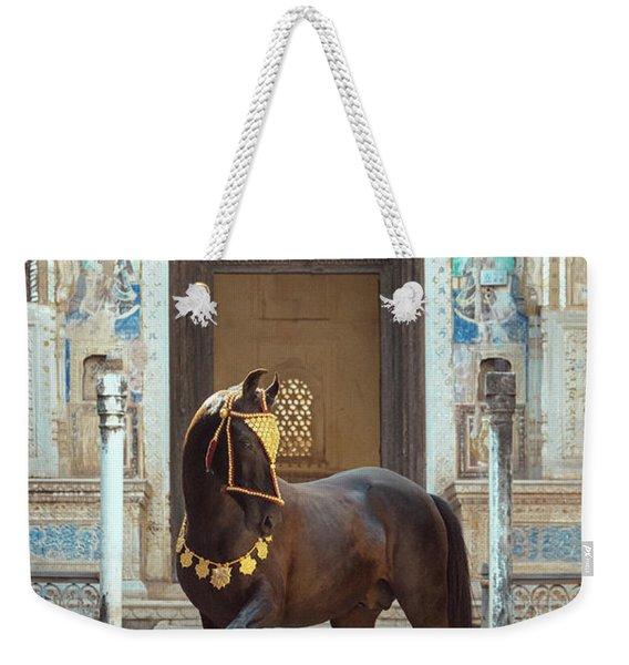 Indian Treasure Weekender Tote Bag