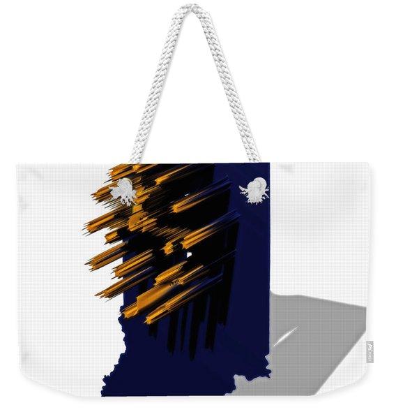 Indiana 6a Weekender Tote Bag