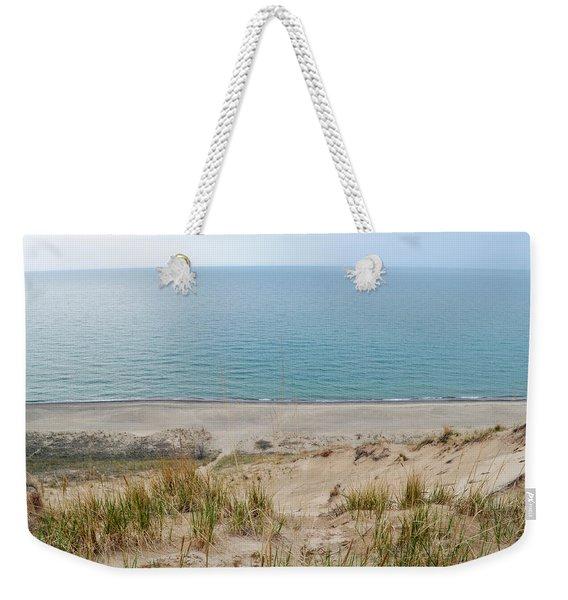 Indiana Dunes National Lakeshore Evening Weekender Tote Bag