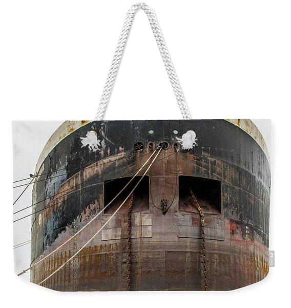 Indiana Harbor Weekender Tote Bag