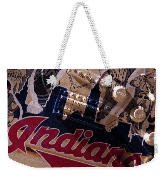 Indians Rock Weekender Tote Bag