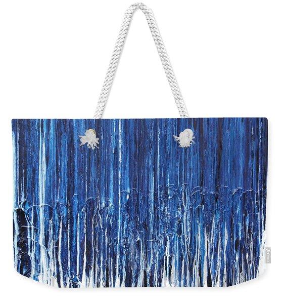 Indigo Soul Weekender Tote Bag