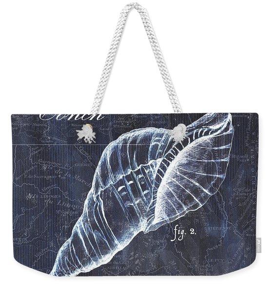 Indigo Verde Mar 3 Weekender Tote Bag