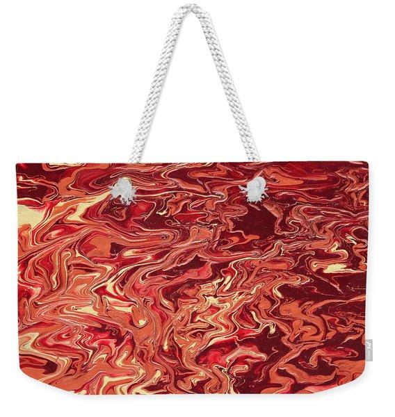 Indulgence Weekender Tote Bag